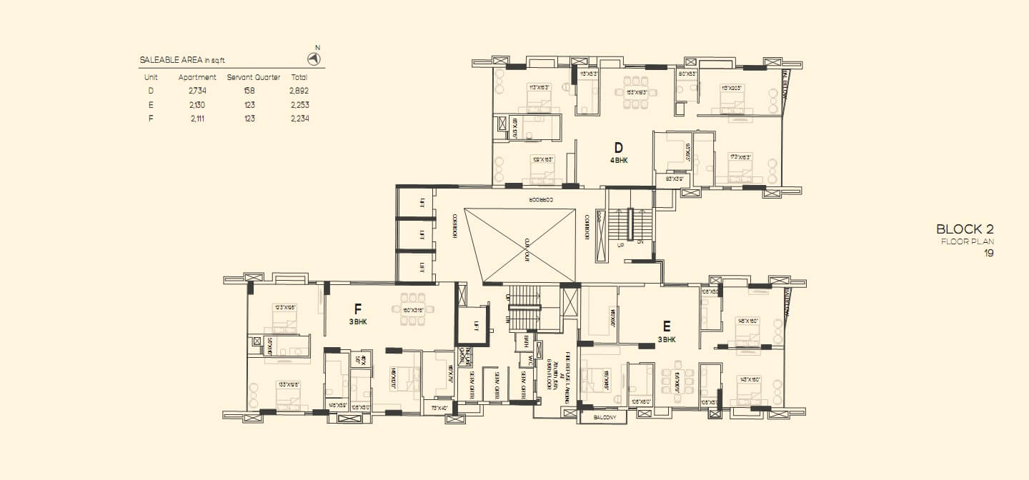 100 servant quarters floor plans weisman hirsch Servant quarters floor plans