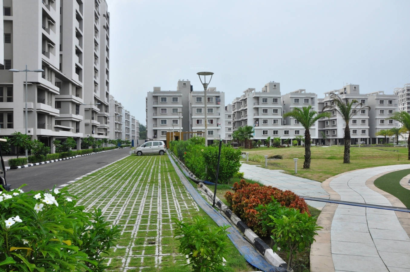 187 Greenfield City Complex Behala 3 Bhk Rental Accomodation