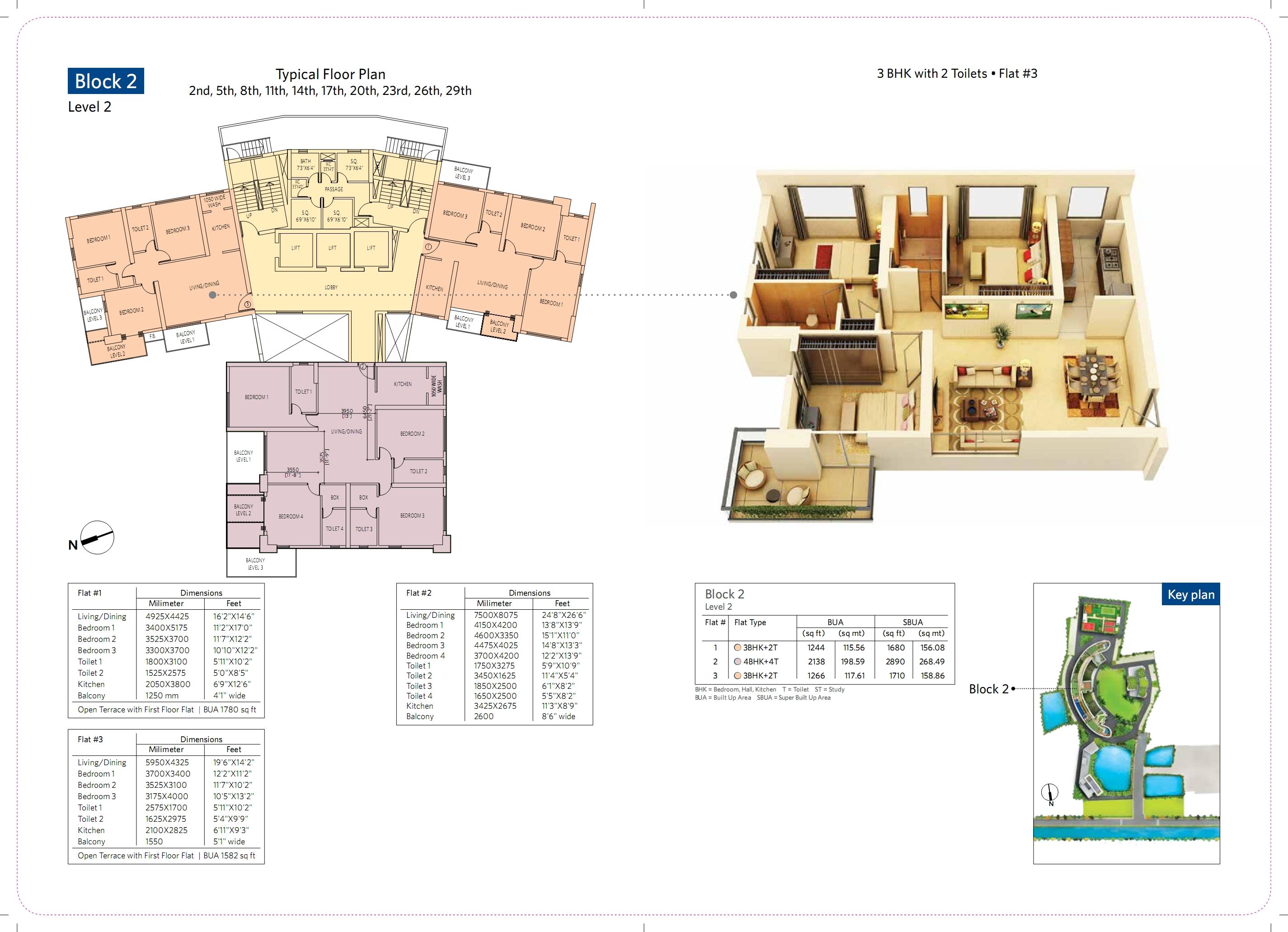 Siddha Sky Walk Amit International Tv Wiring Diagram Block 1