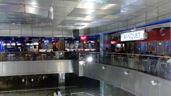 Axis Mall Food Court