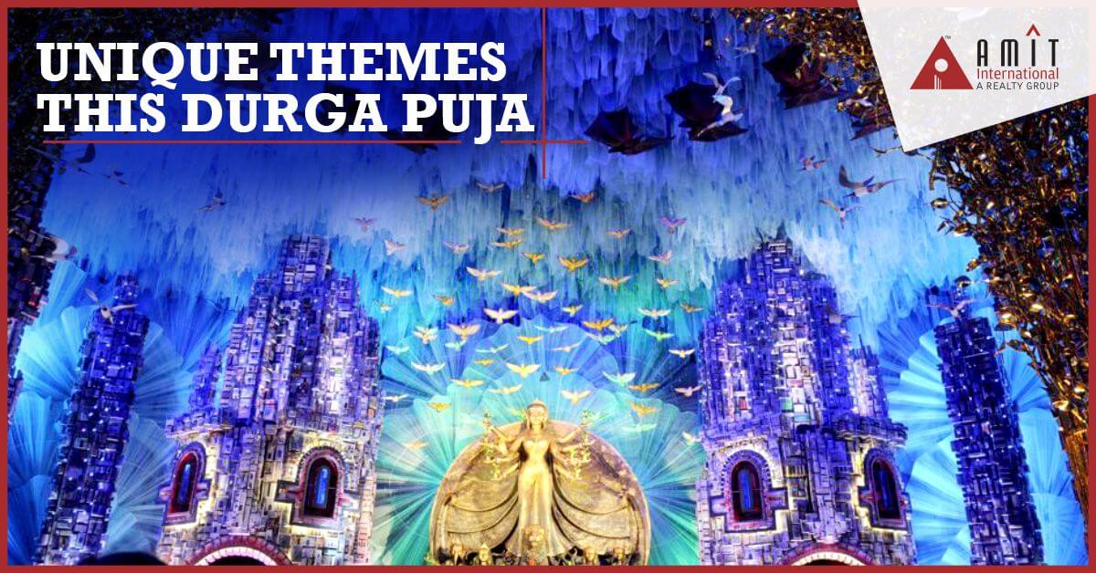 Durga Puja 2017 Unique Themes To Look Out For This Pujo In Kolkata