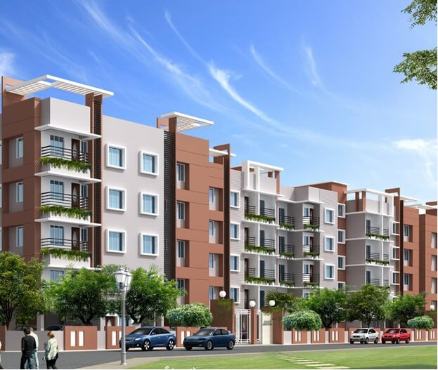 3BHK Property Available in Aster Greens, beside City Centre II